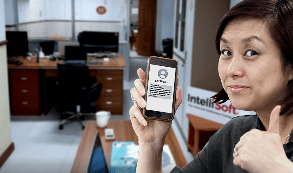 SMSPoh - Sender ID or SMS Brand Name
